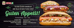 Banner Ad for a food store